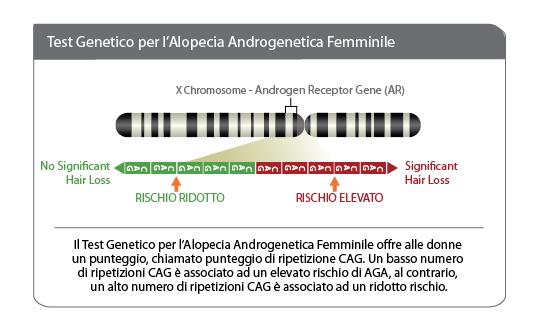 Test Genetico Per Alopecia Androgenetica Femminile